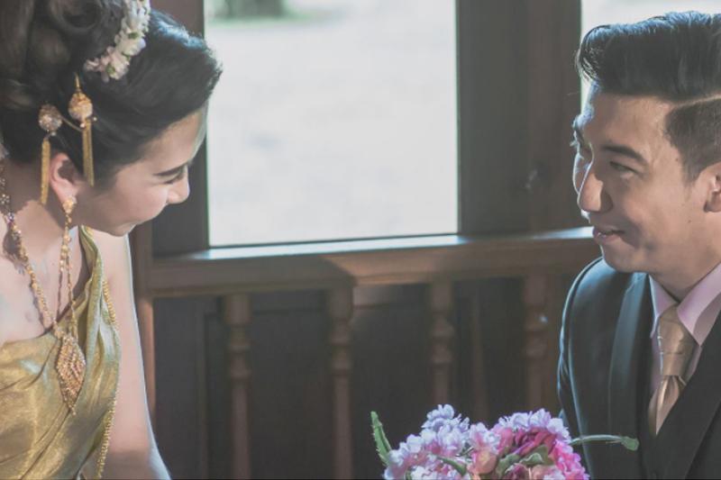 การแต่งงานแบบไทย วิกิพีเดีย